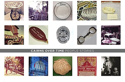 Cairns Over Time is our Gallery where you will discover the tales of our tropical city and meet some locals.