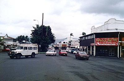Spence St, Cairns, 1990s