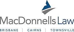 MacDonnells Law Logo